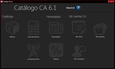 Catálogo CA 6.1