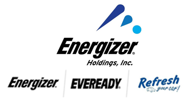 Incorporamos las marcas Energizer, Eveready y Refresh